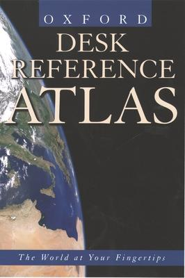 Oup Desk Reference Atlas - 4th Ed