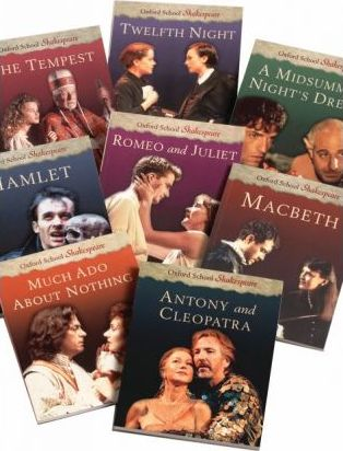 The Oxford School Shakespeare Set