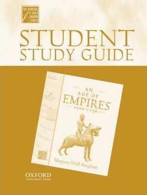 Student Study Guide to an Age of Empires, 1200-1750