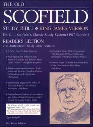 Scofield Study Bible King James Version