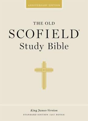 The Old Scofield Study Bible, KJV, Indexed