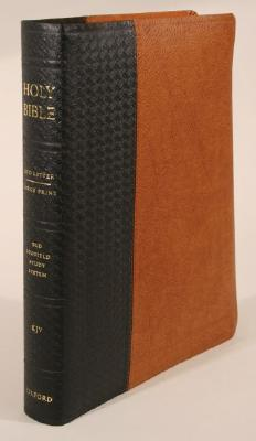 The Old Scofield Study Bible, KJV