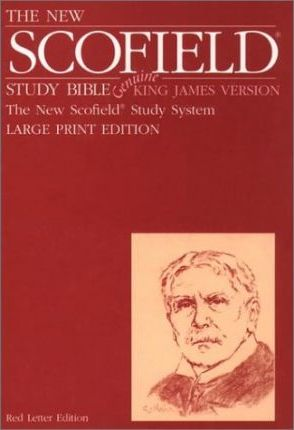 The New Scofield Study Bible King James Verion