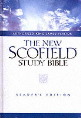 Bible: New Scofield Study Bible: Authorized King James Version