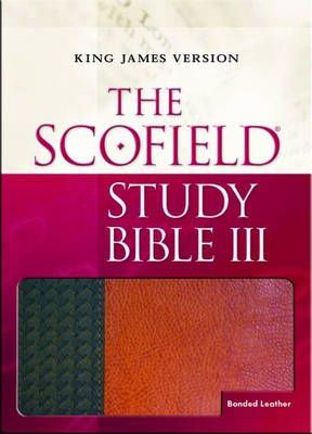 The Scofield Study Bible III, KJV