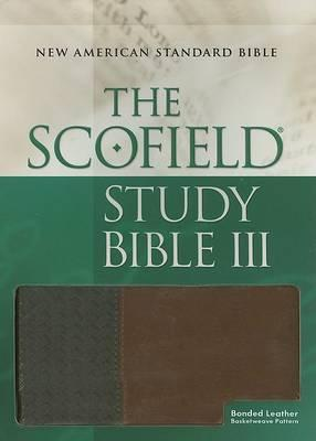 The Scofield Study Bible III, NASB