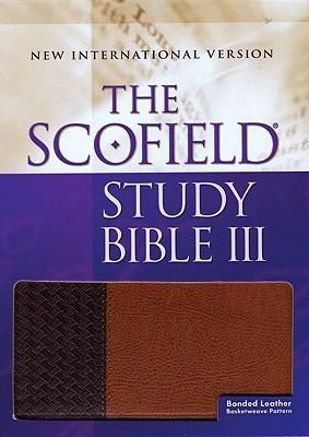 The Scofield Study Bible III, NIV
