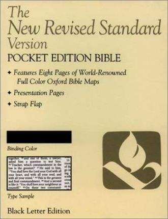 Pocket Bible-NRSV-Zipper