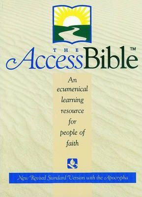 Access Bible-NRSV-Apocrypha