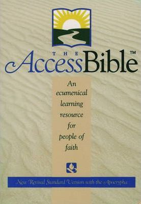 The Access Bible: New Revised Standard Version Bible with Apocrypha