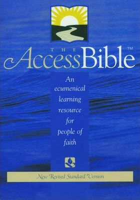 The Access Bible New Revised Standard Version