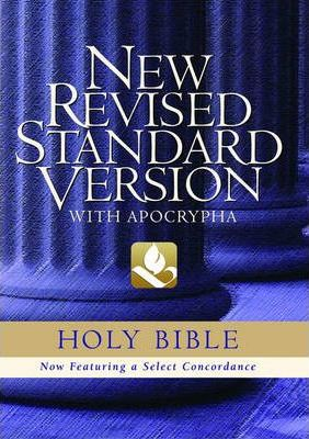 Bible: New Revised Standard Version Bible with Apocrypha