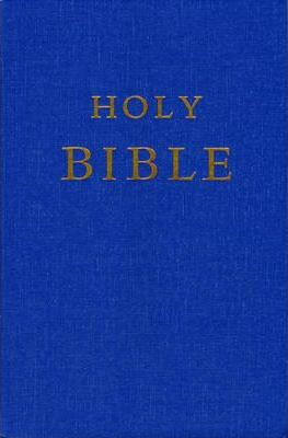 The New Revised Standard Version Pew Bible: With the Apocrypha