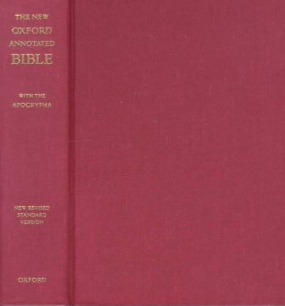 New Oxf Annotated Bible a R/E