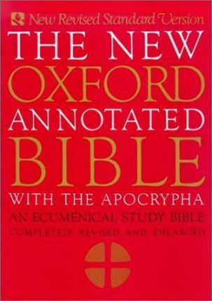 9900a NRSV New Oxf Annotated Indexed W/Apocrypha
