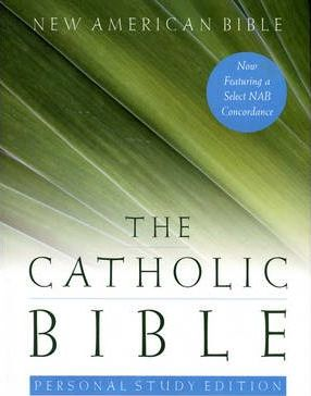 Catholic Bible-Nab-Personal Study