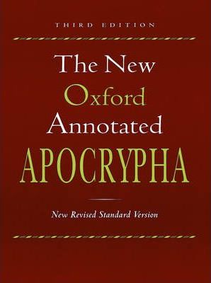 Bible, New Oxford Annotated