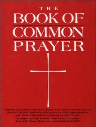 The 1979 Book of Common Prayer, Personal Edition