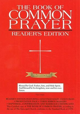1979 Book of Common Prayer Red Imitation Leather
