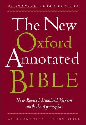 The New Oxford Annotated Bible with the Apocrypha: Standard Version