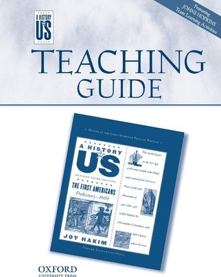 Teaching Guide to First Americans Grade 8 REV 3e Hofus