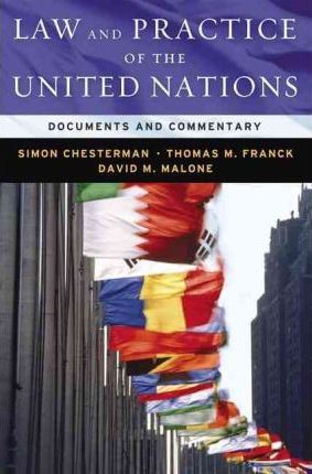 Law & Practice of the United Nations
