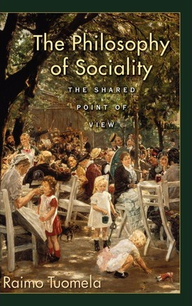 The Philosophy of Sociality