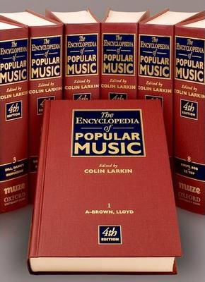 The Encyclopedia of Popular Music