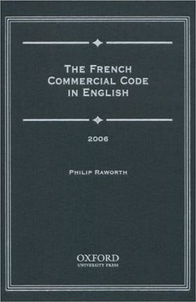 French Commercial Code in English 2006