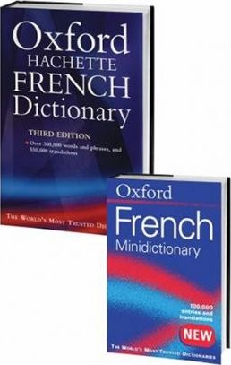 Essential French Dictionary Set