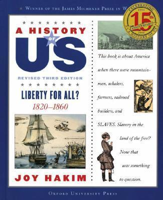 A History of US: Liberty for All?: A History of US Book Five