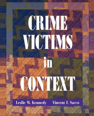 Crime Victims in Context