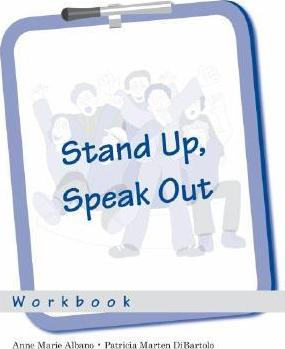 Stand Up, Speak Out: Workbook