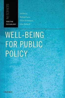 Well-Being for Public Policy