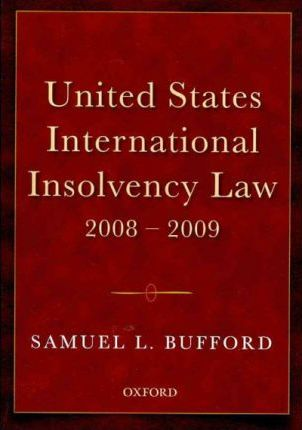 United States International Insolvency Law 2008/2009