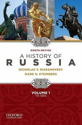 A History of Russia to 1855: v. 1