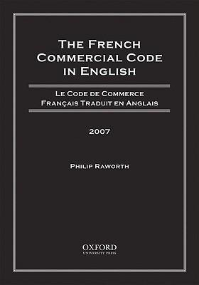 French Commercial Code in English 2007