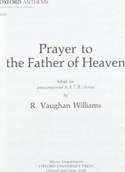 Prayer to the Father of Heaven