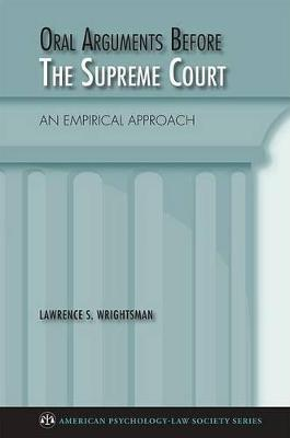 Oral Arguments Before the Supreme Court