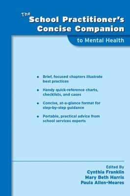 The School Practitioner's Concise Companion to Mental Health