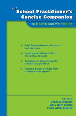 The School Practitioner's Concise Companion to Health and Well Being