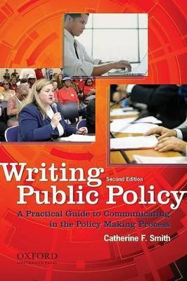 Writing Public Policy