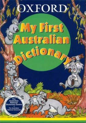 My First Australian Dictionary