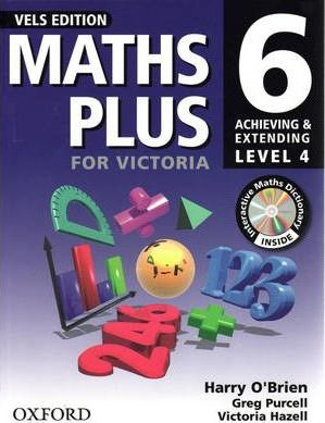 Maths Plus for Victoria: Student Book Bk. 6