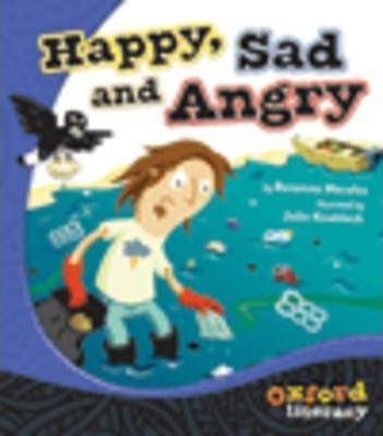 Oxford Literacy Happy, Sad and Angry Pack of 6