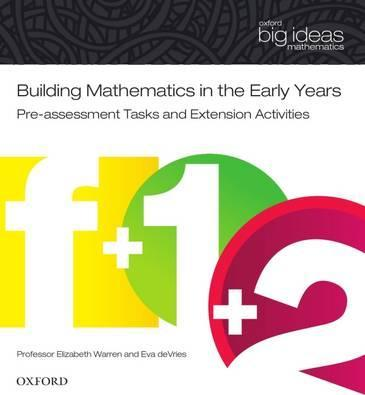 Building Mathematics in the Early Years