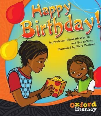 Oxford Literacy Happy Birthday! Pack of 6