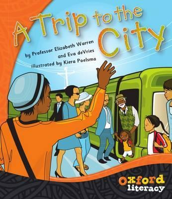 Oxford Literacy A Trip to the City Pack of 6
