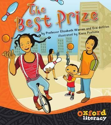 Oxford Literacy The Best Prize Pack of 6
