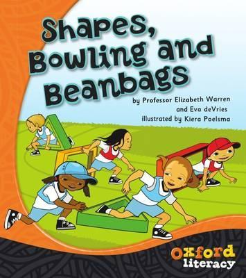 Oxford Literacy Shapes, Bowling and Beanbags Pack of 6